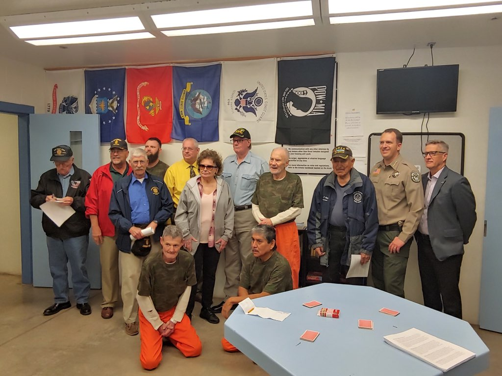 Navajo County Jail Veteran's Pod