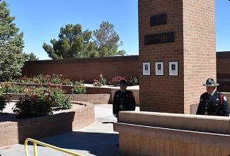 New Navajo County Sheriff's Office Memorial