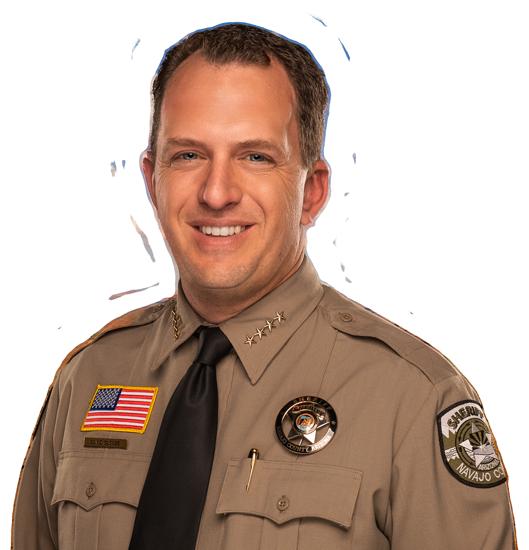 Sheriff David Clouse portrait